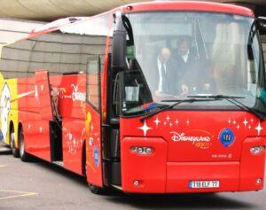 shuttle to disneyland paris